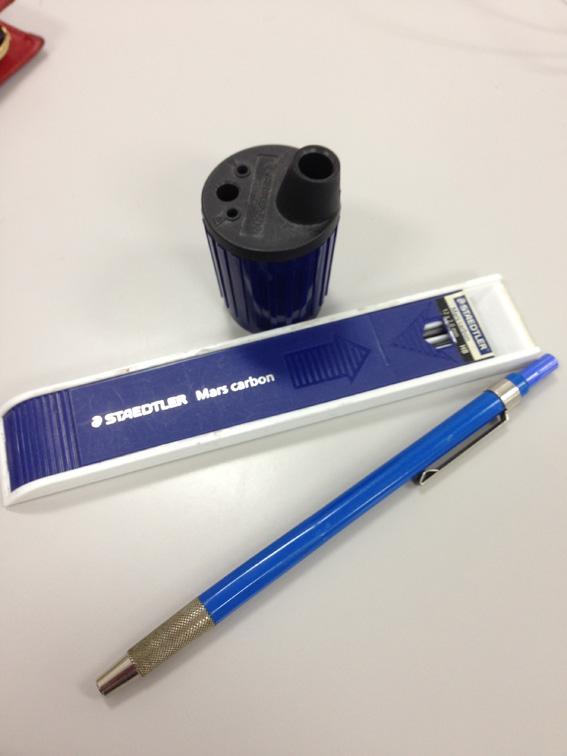ライターの道具